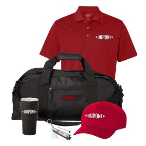 Custom Golf Swag Kit