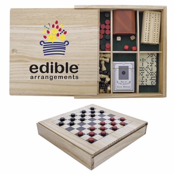 Board Game Employee Gift Set