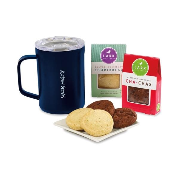 Corksicle and Cookie Employee Gift Set
