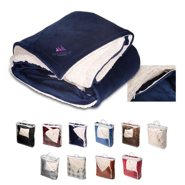 Employee Gift- Fleece Blanket